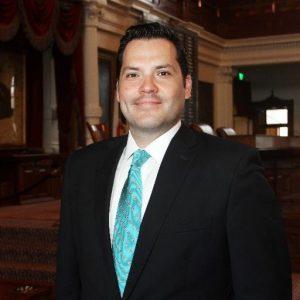 Rep. Justin Rodriguez