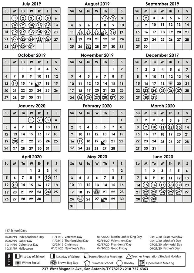 Calendar Montevistamontessori Com